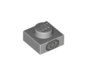 LEGO Plate 1 x 1 with Decoration (42803)