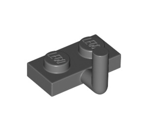 LEGO Plate 1 x 2 with Hook (5mm Horizontal Arm) (43876 / 88072)