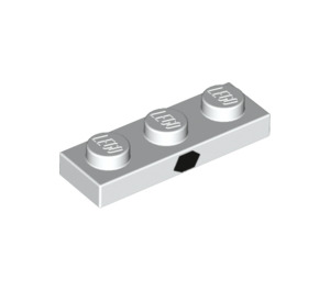 LEGO Plate 1 x 3 with Decoration (39700)