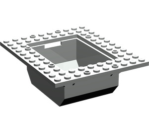 LEGO Plate 10 x 12 with 6 x 8 Recess