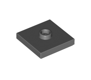 LEGO Plate 2 x 2 with Groove and 1 Center Stud (23893 / 87580)