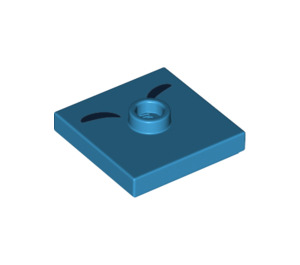 LEGO Plate 2 x 2 with Groove and 1 Center Stud with Decoration (23893 / 69887)