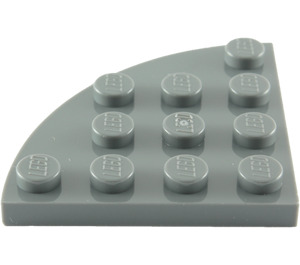 LEGO assiette 4 x 4 Rond Coin (30565)