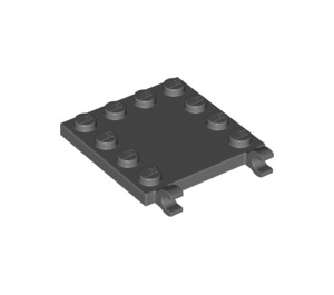 LEGO Plate 4 x 4 with Vert. Holder (66252)