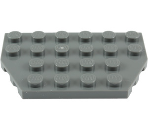 LEGO Plate 4 x 6 without Corners (32059 / 88165)