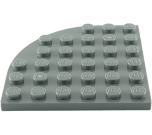 LEGO assiette 6 x 6 Rond Coin (6003)
