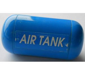 LEGO Pneumatics Tank with AIR TANK Sticker (75974)