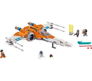 LEGO Poe Dameron's X-wing Fighter Set 75273