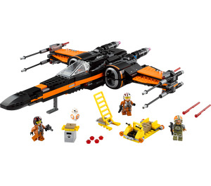 LEGO Poe's X-wing Fighter Set 75102