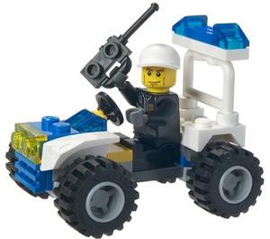 LEGO Police Buggy Set 30013
