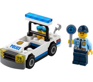 LEGO Police Car Set 30352