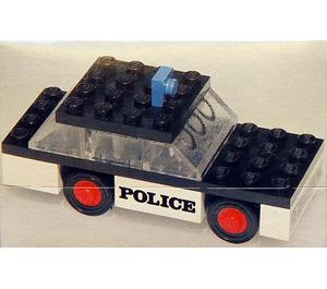 LEGO Police Car Set 611-1