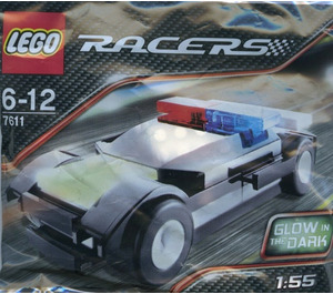 LEGO Police Car Set 7611