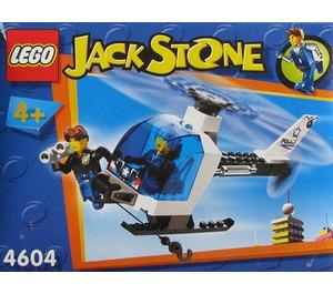 LEGO Police Copter Set 4604