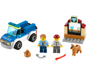 LEGO Police Dog Unit Set 60241