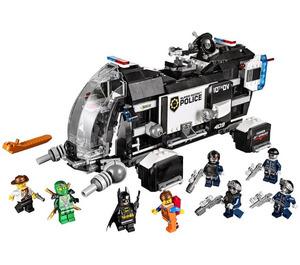 LEGO Police Dropship Set 70815