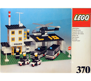 LEGO Police Headquarters Set 370