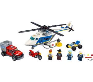 LEGO Police Helicopter Chase Set 60243