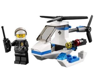 LEGO Police Helicopter Set 30014