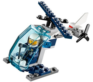 LEGO Police Helicopter Set 30222