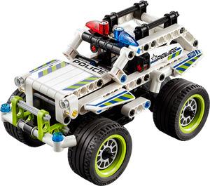LEGO Police Interceptor Set 42047