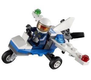 LEGO Police Microlight Set 30018