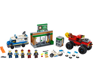 LEGO Police Monster Truck Heist Set 60245