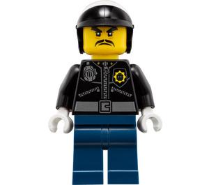 LEGO Police Officer Toque Minifigure