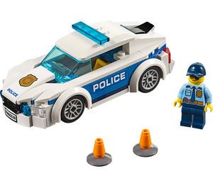 LEGO Police Patrol Car Set 60239