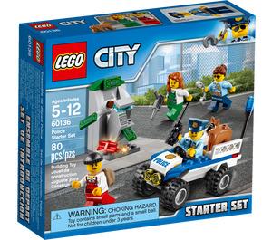 LEGO Police Starter Set 60136 Packaging