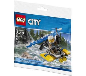 LEGO Police Water Plane Set 30359
