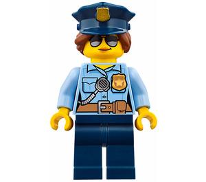 LEGO Police Woman Minifigure