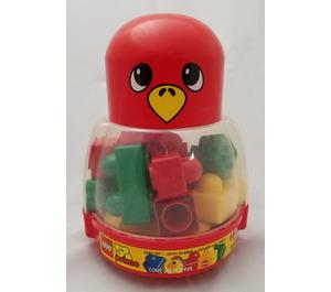 LEGO Polly Parrot Storage Bird Set 2087