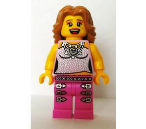 LEGO Pop Star Minifigure