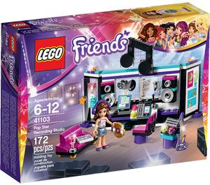 LEGO Pop Star Recording Studio Set 41103 Packaging