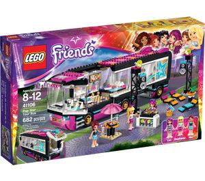 LEGO Pop Star Tour Bus Set 41106 Packaging