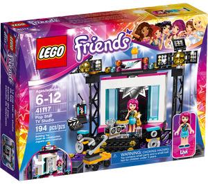 LEGO Pop Star TV Studio Set 41117 Packaging