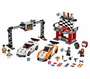 LEGO Porsche 911 GT Finish Line Set 75912