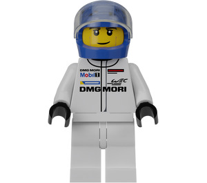 LEGO Porsche 919 Hybrid Driver Minifigure