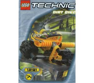 LEGO Power Bike Set 1291