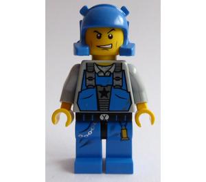 LEGO Power Miner Doc Minifigure