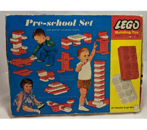 LEGO Pre-School Beginners Set 041-1