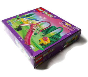 LEGO Pretty Playland Set 5870 Packaging