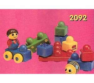LEGO Primo Cannister Set 2092