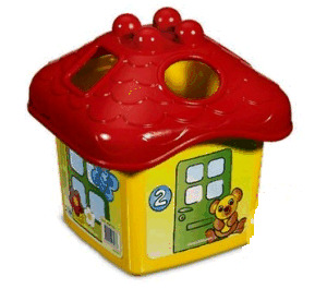 LEGO Primo Shape Sorter House