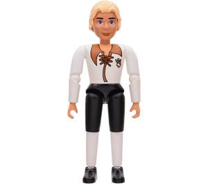 LEGO Prince Justin Minifigure