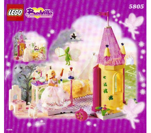 LEGO Princess Rosaline's Room Set 5805