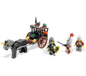 LEGO Prison Carriage Rescue Set 7949