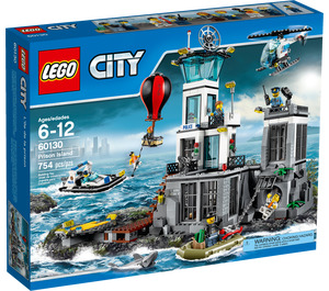 LEGO Prison Island Set 60130 Packaging