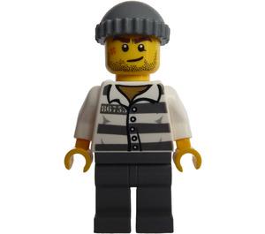 LEGO Prisoner 86753 with Cap Minifigure
